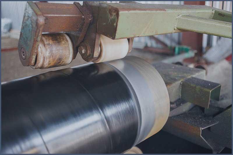 Битумно мастичное покрытие трубопровода ГОСТ 9.602-2016
